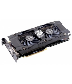 Видеокарта Inno3d GeForce GTX1070 8GB, 256bit, DDR5 HerculeZ X2 V4 (N1070-4SDV-P5DS)