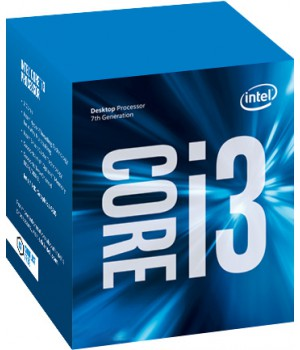 Процессор Intel Core i3-7100 LGA1151, 3.9GHz, Box (BX80677I37100)