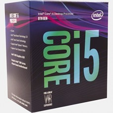 Процессор Intel Core i5-8400 LGA1151, 2.8GHz, Box (BX80684I58400)
