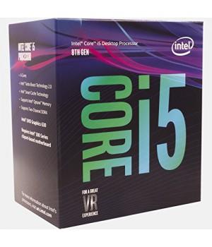 Процессор Intel Core i5-8400 LGA1151, 2.8GHz, Box (BX80684I58400)