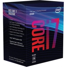 Процессор Intel Core i7-8700 3.2GHz/8GT/s/12MB  s1151 BOX