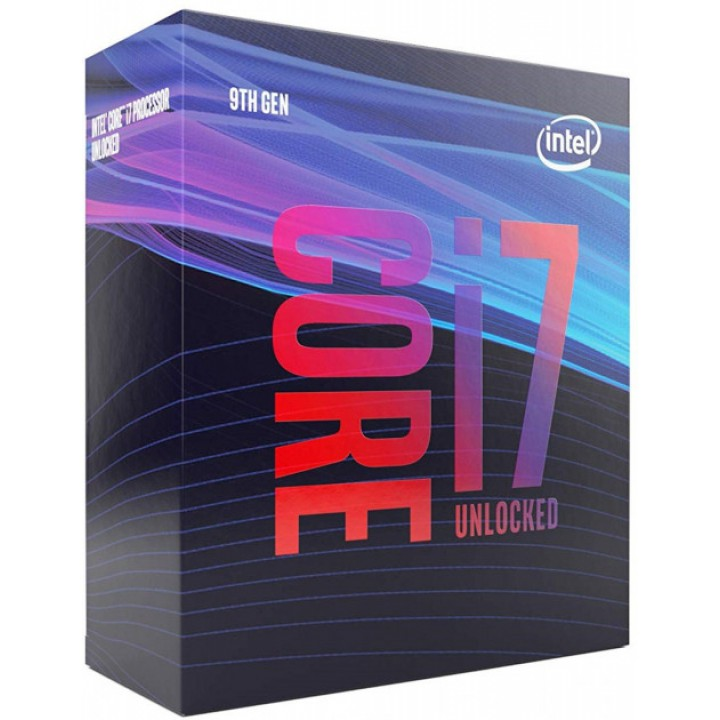 Процессор Intel Core i7-9700K LGA1151, 3.6GHz, Box (BX80684I79700K)