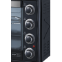Настольная Духовка Liberton LEO-650 Black