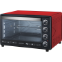 Настольная Духовка Liberton LEO-650 Red