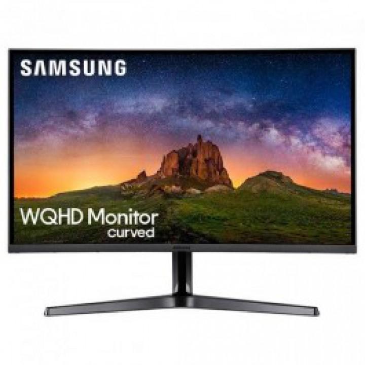 Монитор Samsung Curved C27JG50 (LC27JG50QQIXCI)