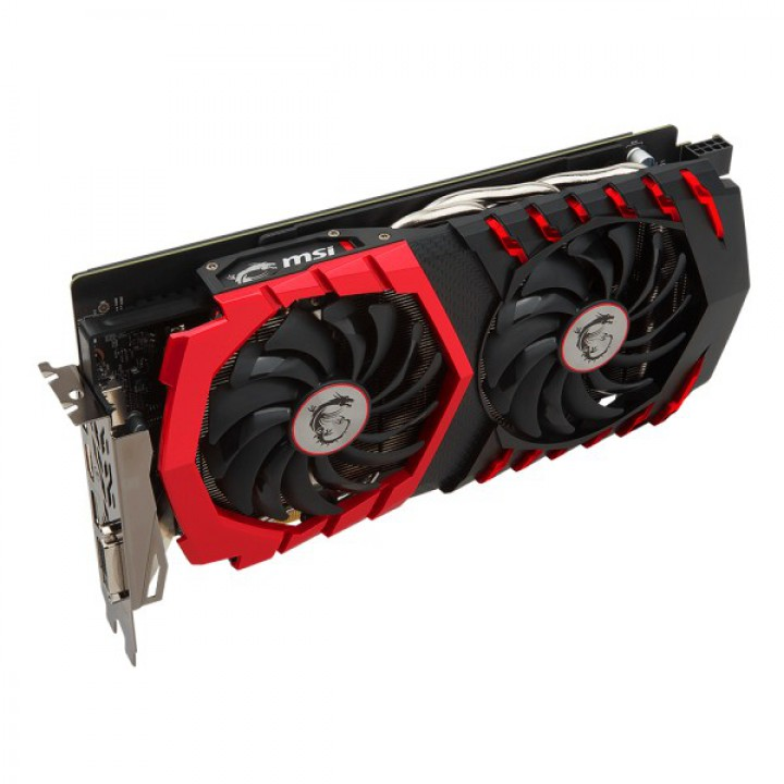 Видеокарта MSI GeForce GTX1060 6GB, 192bit, DDR5 (GTX 1060 GAMING 6G)