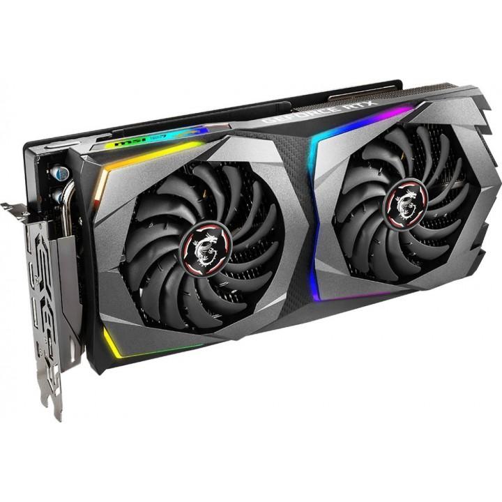 Видеокарта MSI GeForce RTX2070 8GB, 256bit, DDR6 Gaming (RTX 2070 GAMING 8G)