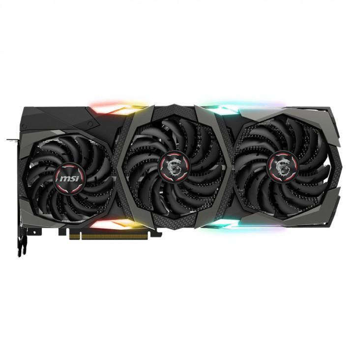 Видеокарта MSI GeForce RTX2080Ti 11GB, 352bit, DDR6 Gaming X Trio (RTX 2080 TI GAM X TRI)