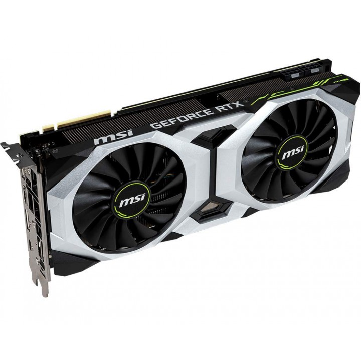 Видеокарта MSI GeForce RTX2080Ti 11GB, 352bit, DDR6 Ventus (RTX 2080 Ti VENTUS 11G)