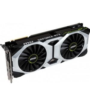 Видеокарта MSI GeForce RTX2080Ti 11GB, 352bit, DDR6 Ventus OC (RTX 2080 TI VENTUS11O)