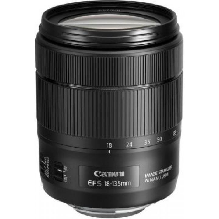 Объектив Canon EF-S 18-135mm f/3.5-5.6 IS Nano USM