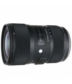 Объектив Sigma AF 18-35mm F1.8 DC HSM Nikon