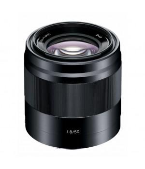 Объектив Sony 50mm f/1.8 Black (SEL50F18B.AE)