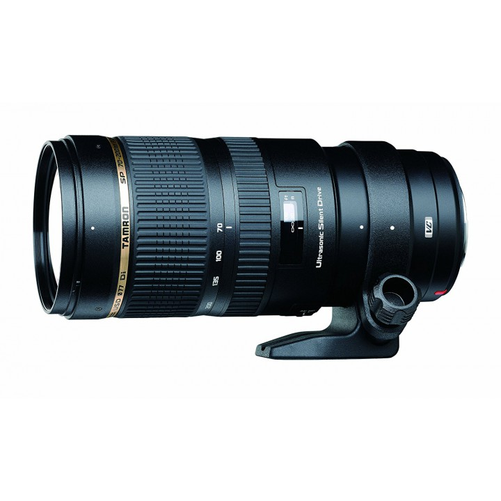 Объектив Tamron SP 70-200mm f/2.8 Di VC USD G2 для Nikon