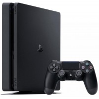 Игровая приставка PlayStation 4 Slim 1TB Black (CUH-2208B)