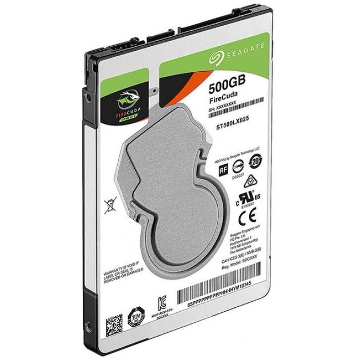 Жесткий Диск Seagate SATA 500GB (ST500LX025) FireCuda