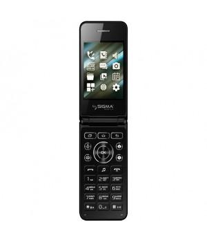Телефон Sigma Mobile X-style 28 Flip Black