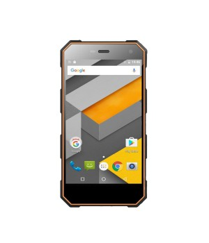 Смартфон Sigma Mobile X-treme PQ24 Black/Orange