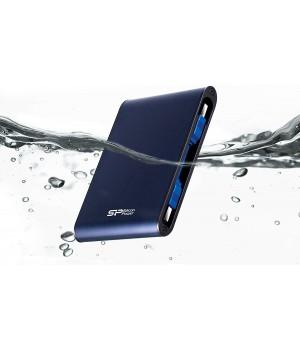 Жесткий диск Silicon Power Armor A80 2TB SP020TBPHDA80S3B 2.5 USB 3.1 External Blue