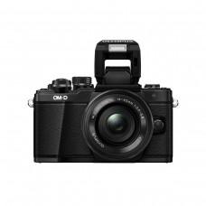 Системный фотоаппарат OLYMPUS E-M10 mark III Pancake Zoom 14-42 Kit