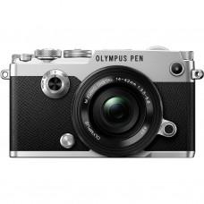 Системный фотоаппарат OLYMPUS PEN-F 17mm 1:1.8 Kit silver/black