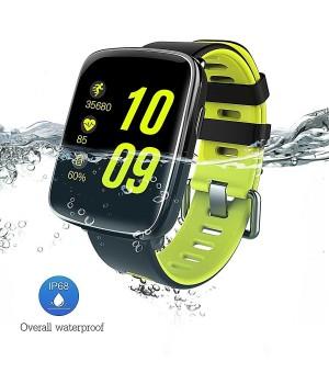 Фитнес-часы Smartyou Х1 Sport Black/Green (SWX1SBLG)