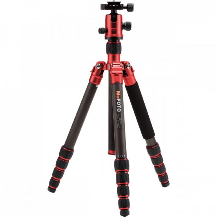 Трипод Mefoto GlobeTrotter Red (A2350Q2R)