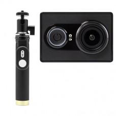 Видеокамера Xiaomi Yi Sport Black (Международная версия) + монопод в подарок!