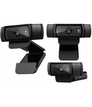 Webcam HD Pro C920 (960-001055)