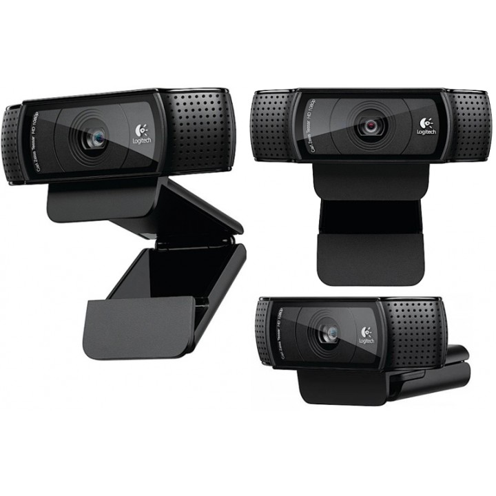 Веб-камера Webcam HD Pro C920 (960-001055)